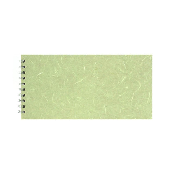 12x6 Landscape, Mint Sketchbook by Pink Pig International