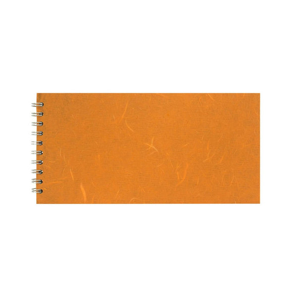 12x6 Landscape, Orange Sketchbook by Pink Pig International
