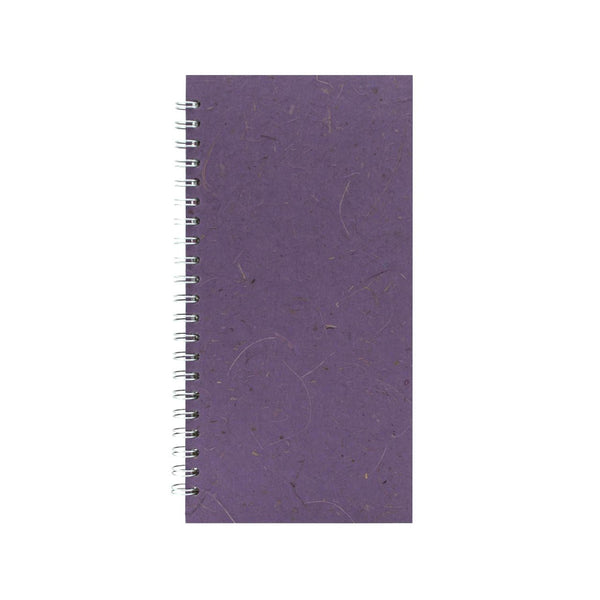 12x6 Portrait, Amethyst Sketchbook by Pink Pig International