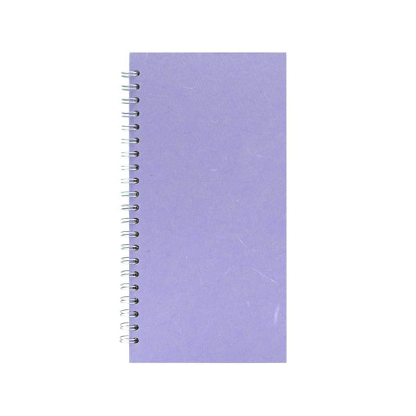 12x6 Portrait, Lilac Sketchbook by Pink Pig International