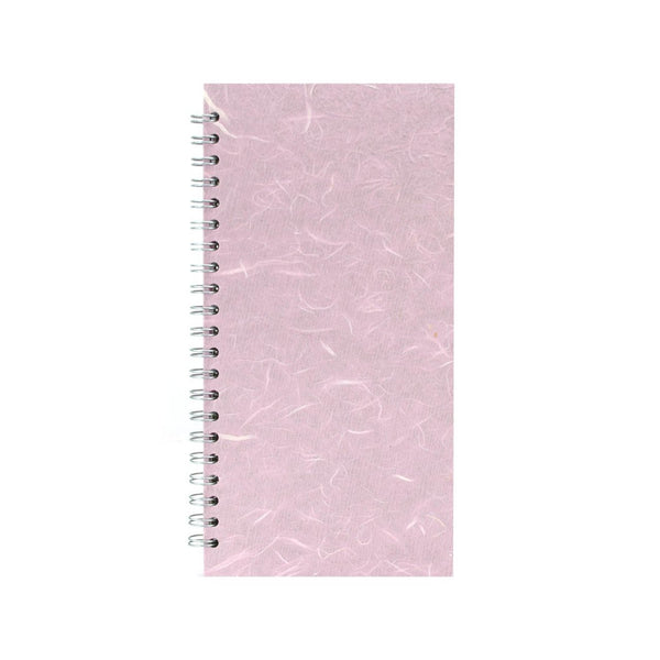 12x6 Portrait, Pale Pink Sketchbook by Pink Pig International