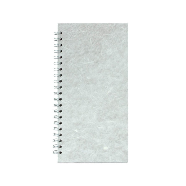 12x6 Portrait, White Sketchbook by Pink Pig International