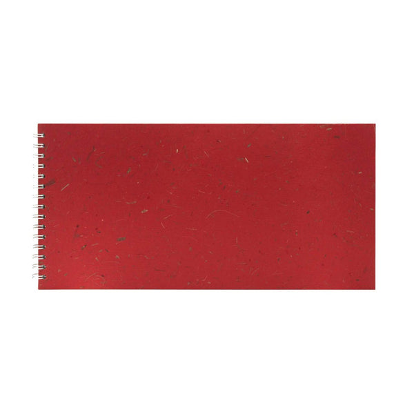 16x8 Landscape, Ruby Sketchbook by Pink Pig International