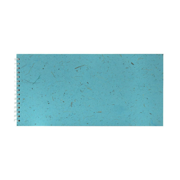 16x8 Landscape, Sky Blue Sketchbook by Pink Pig International