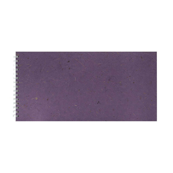16x8 Landscape, Amethyst Sketchbook by Pink Pig International