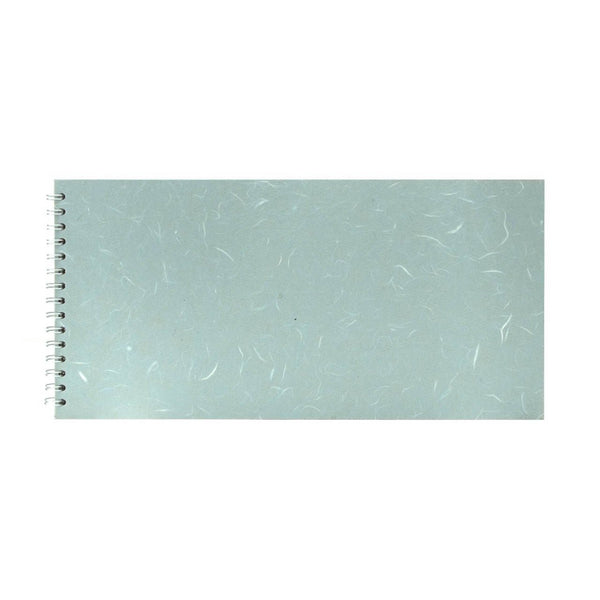 16x8 Landscape, Pale Blue Sketchbook by Pink Pig International