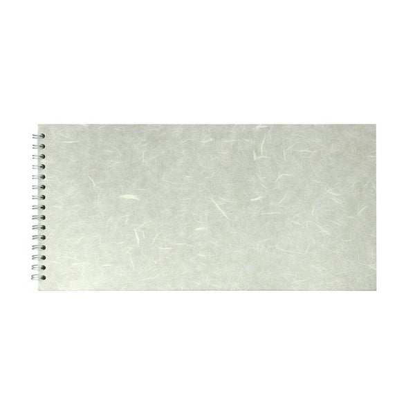 16x8 Landscape, White Watercolour Book by Pink Pig International