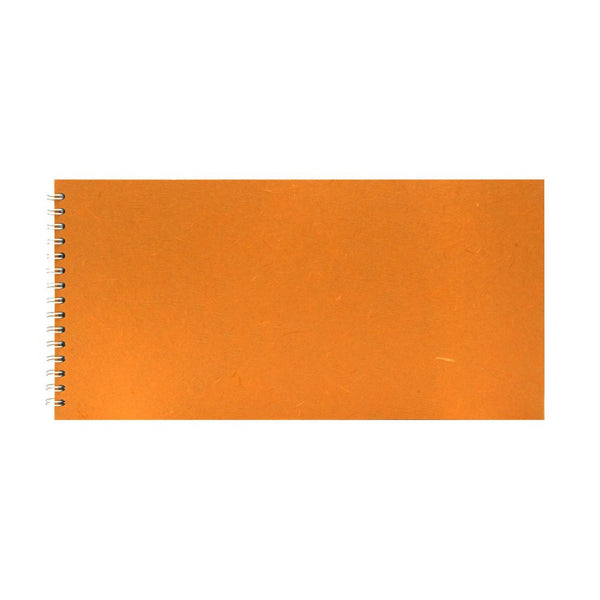 16x8 Landscape, Orange Sketchbook by Pink Pig International