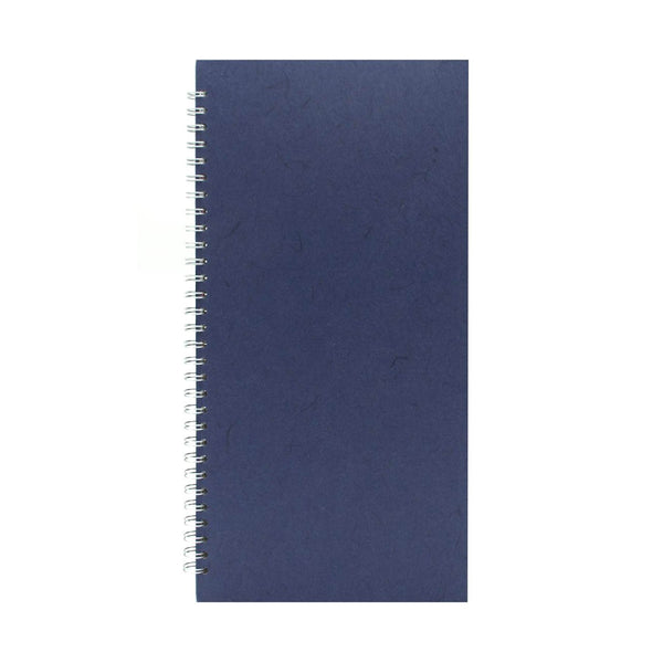 16x8 Portrait, Royal Blue Sketchbook by Pink Pig International
