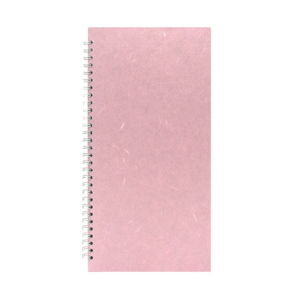 16x8 Portrait, Pale Pink Sketchbook by Pink Pig International