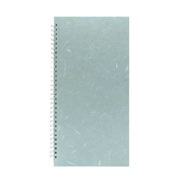 16x8 Portrait, Pale Blue Sketchbook by Pink Pig International