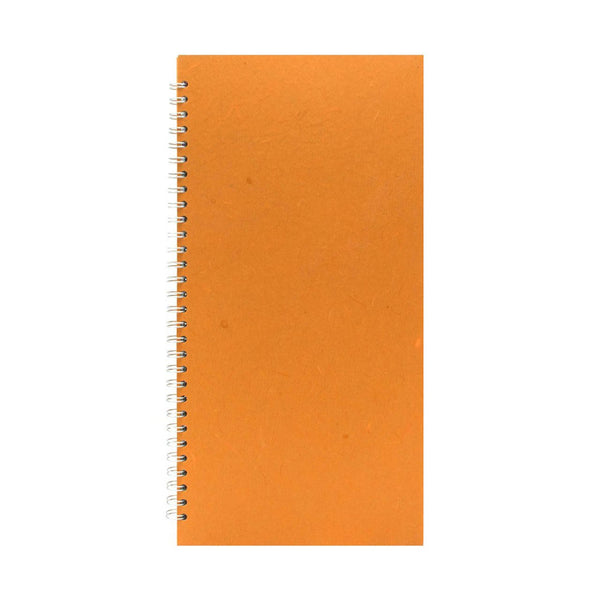 16x8 Portrait, Orange Sketchbook by Pink Pig International
