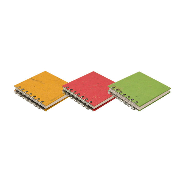 6x6 Square Fat 3 Pack, Jewel Sketchbooks by Pink Pig International