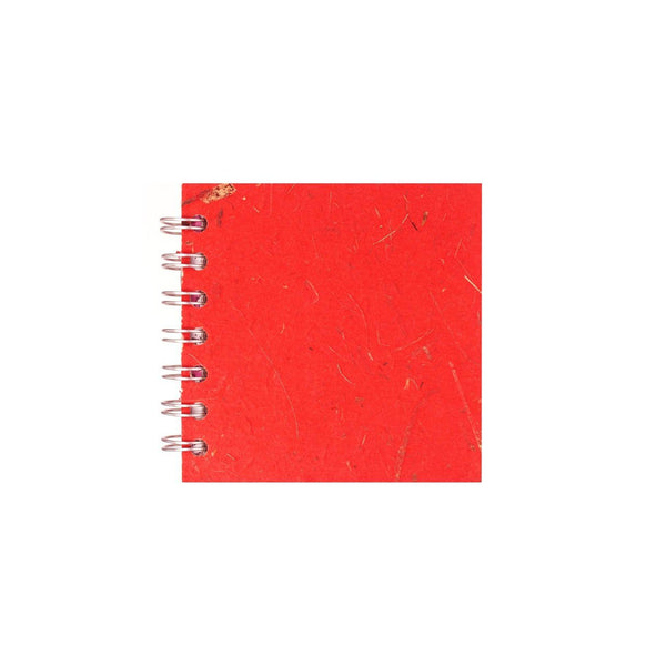 4x4 Zen Book, Ruby Sketchbook by Pink Pig International