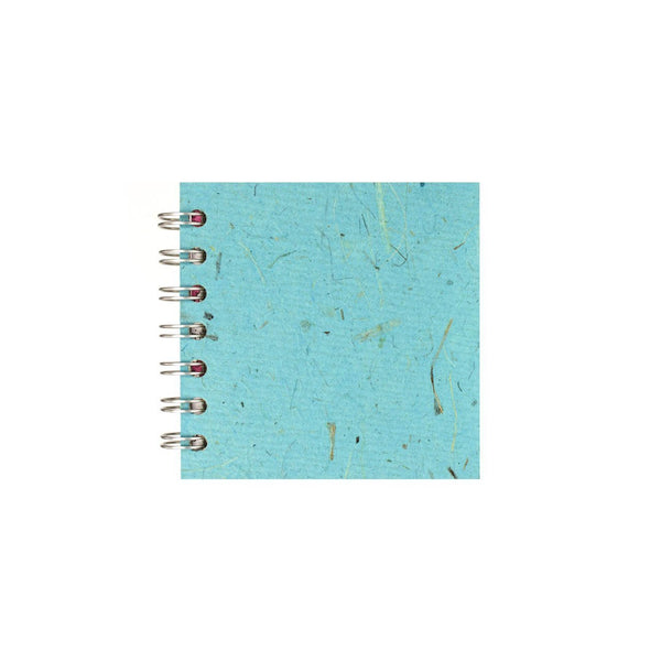 4x4 Zen Book, Sky Blue Sketchbook by Pink Pig International