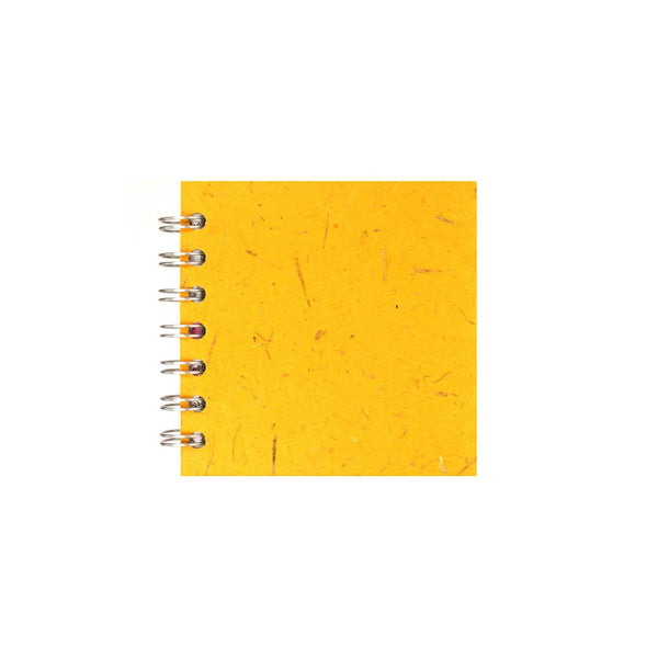 4x4 Square, Amber Sketchbook by Pink Pig International