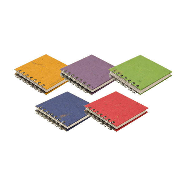 4x4 Square 5 Pack, Jewel Sketchbooks by Pink Pig International