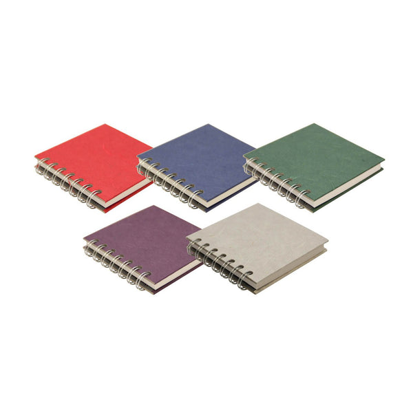 8x8 Square 5 Pack, Eco Sketchbooks by Pink Pig International