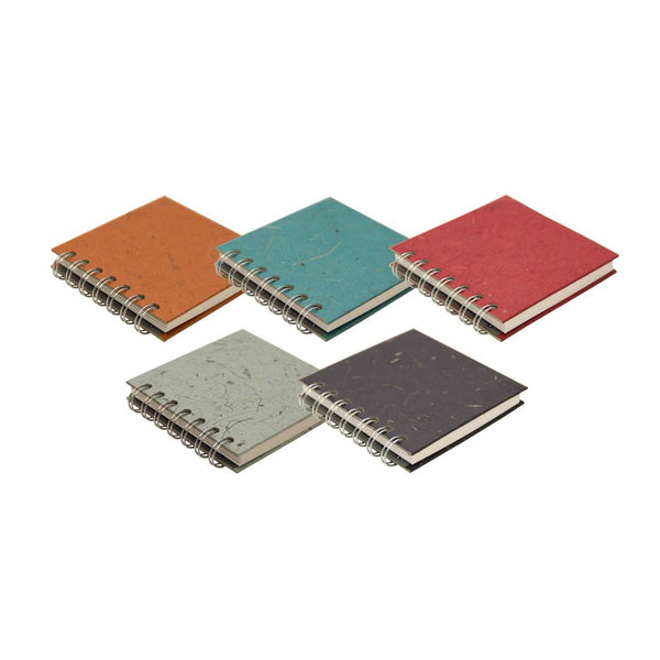 4x4 Square 5 Pack, Winter Sketchbooks by Pink Pig International