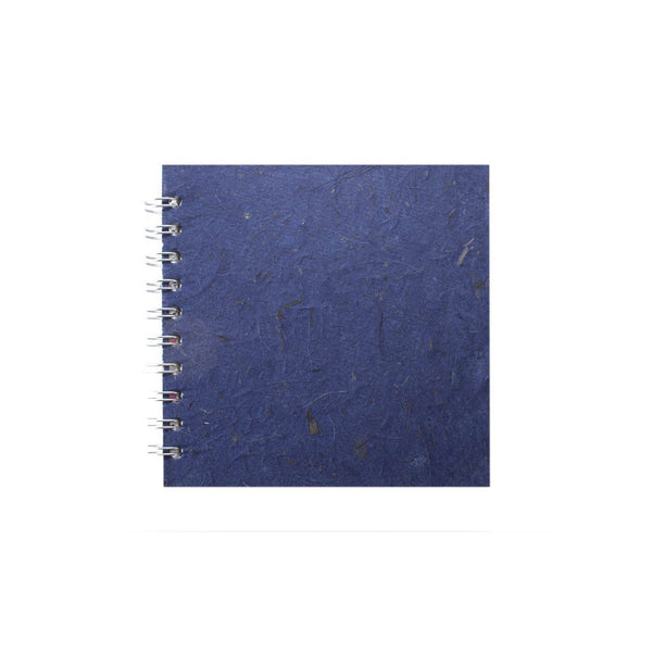 6x6 Square, Sapphire Sketchbook by Pink Pig International