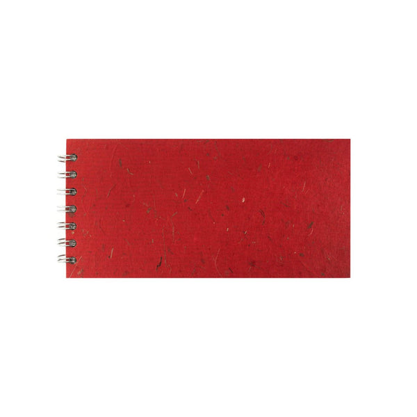 8x4 Landscape, Ruby Sketchbook by Pink Pig International