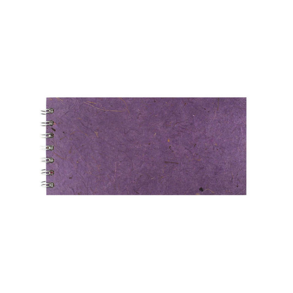 8x4 Landscape, Amethyst Sketchbook by Pink Pig International