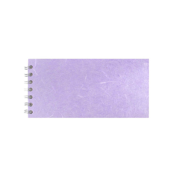 8x4 Landscape, Lilac Sketchbook by Pink Pig International