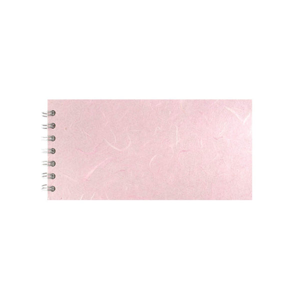 8x4 Landscape, Pale Pink Sketchbook by Pink Pig International