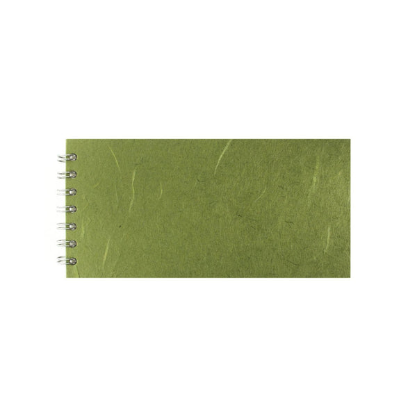 8x4 Landscape, Moss Sketchbook by Pink Pig International