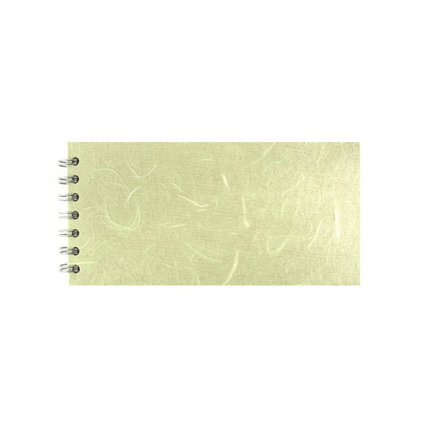 8x4 Landscape, Mint Sketchbook by Pink Pig International