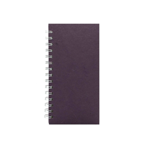 8x4 Portrait, Aubergine Sketchbook by Pink Pig International