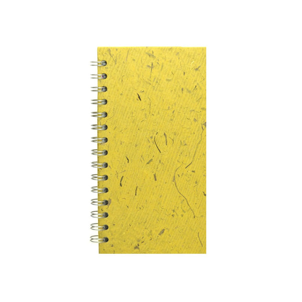 8x4 Portrait, Wild Yellow Sketchbook by Pink Pig International