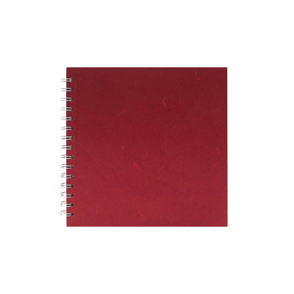 8x8 Square, Red Display Book by Pink Pig International