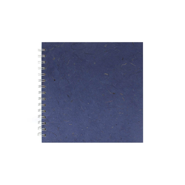 8x8 Square, Sapphire Sketchbook by Pink Pig International