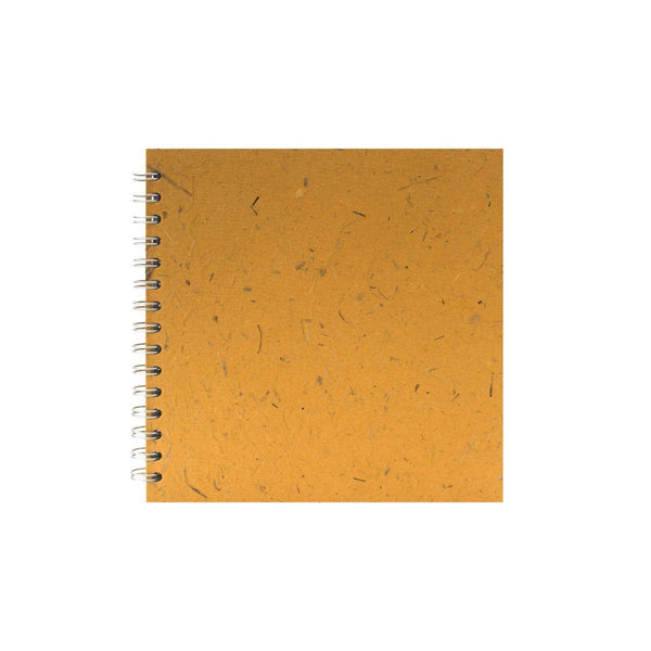 8x8 Square, Amber Sketchbook by Pink Pig International
