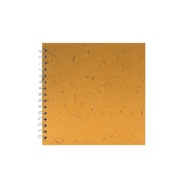 8x8 Square, Amber Display Book by Pink Pig International