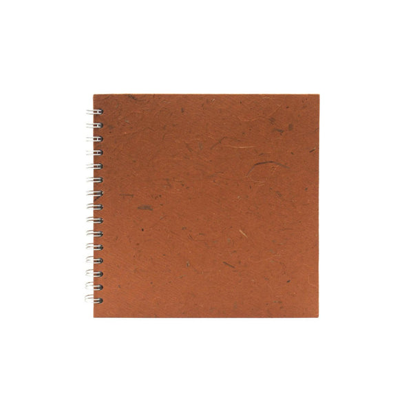 8x8 Square, Hazelnut Display Book by Pink Pig International