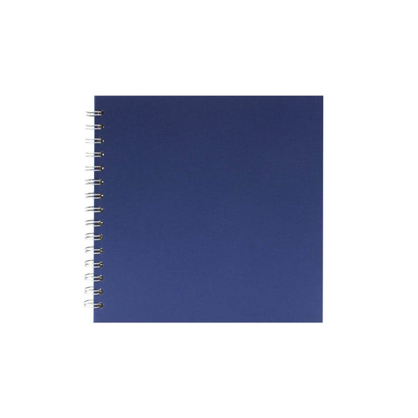 8x8 Square, Eco Blue Display Book by Pink Pig International