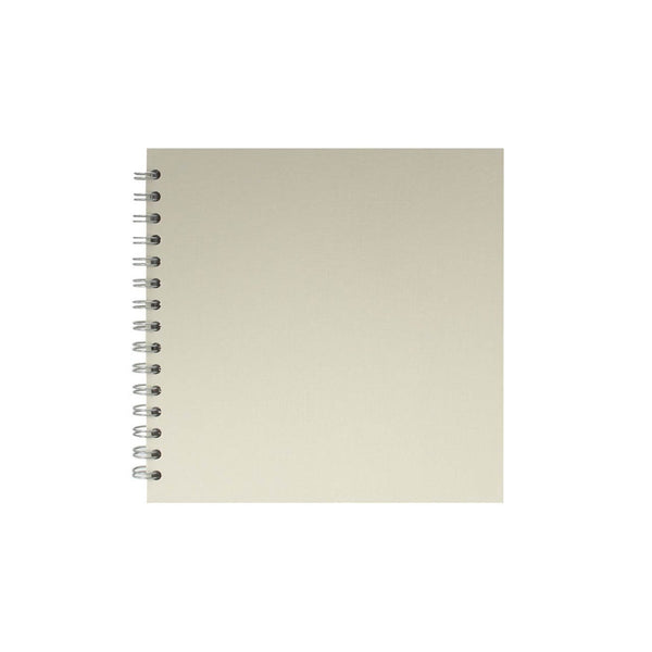 8x8 Square, Eco Ivory Watercolour Book by Pink Pig International