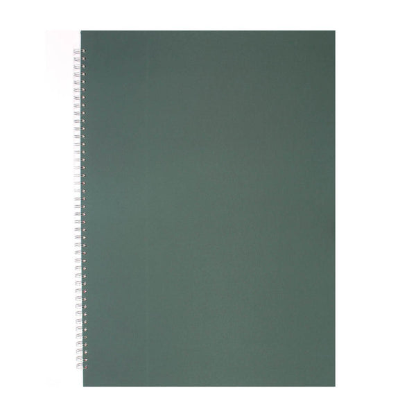 A2 Portrait, Eco Green Display Book by Pink Pig International