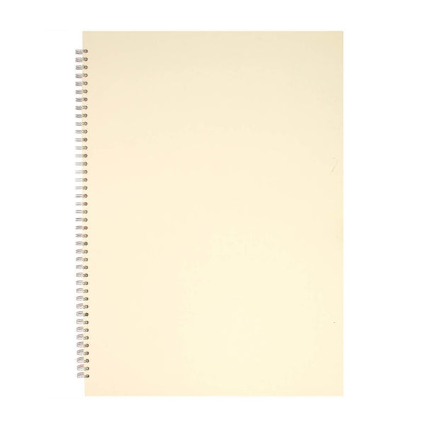 A2 Portrait, Eco Ivory Sketchbook by Pink Pig International