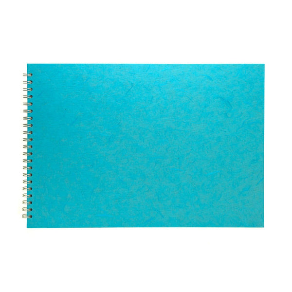 A3 Landscape, Aqua Display Book by Pink Pig International
