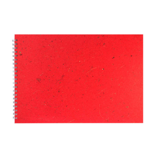 A3 Landscape, Ruby Display Book by Pink Pig International