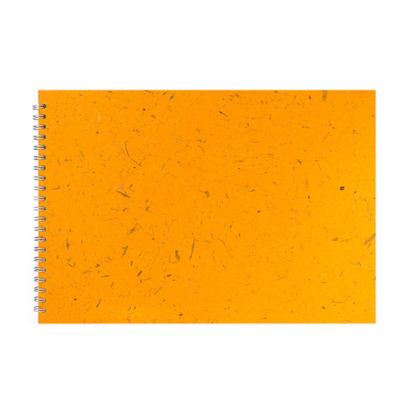 A3 Landscape, Amber Sketchbook by Pink Pig International