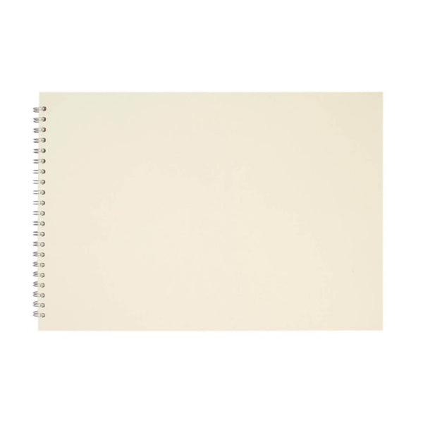 A3 Landscape, Eco Ivory Watercolour Book by Pink Pig International