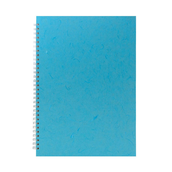 A3 Portrait, Aqua Sketchbook by Pink Pig International