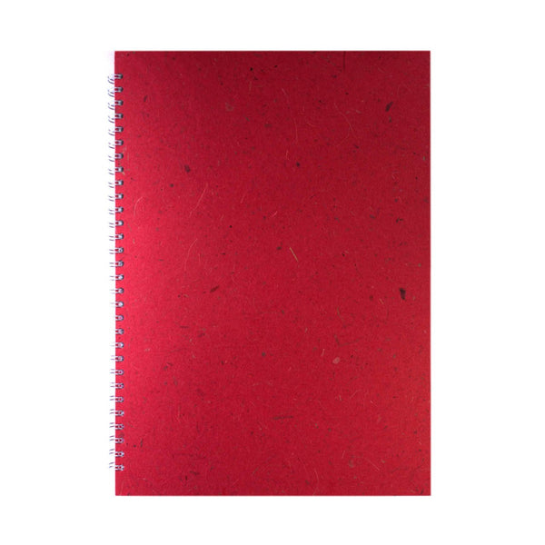 A3 Portrait, Ruby Display Book by Pink Pig International