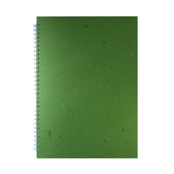 A3 Portrait, Emerald Display Book by Pink Pig International