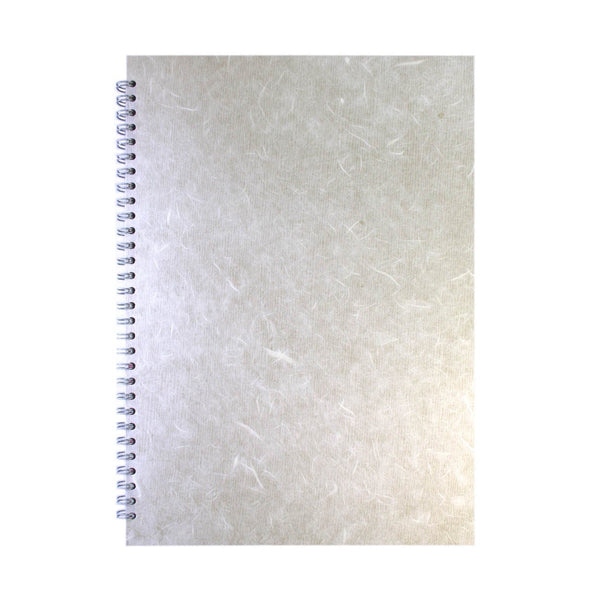A3 Portrait, White Display Book by Pink Pig International