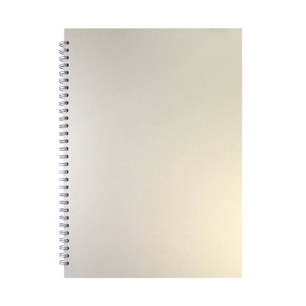 A3 Portrait, Eco Ivory Sketchbook by Pink Pig International